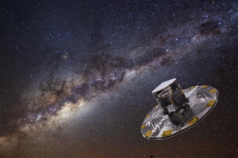 gaia-mapping-milky-way