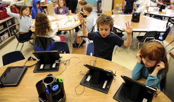 utah school technology