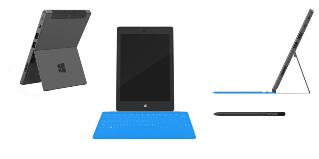 MS Surface Mini