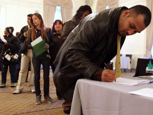 unemployment jobless US market