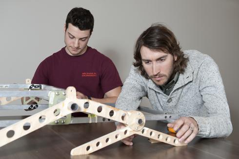 UB team runs self-designed Mars rover to compete at NASA contest