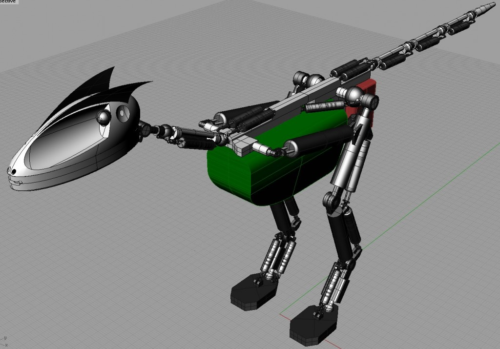 Robot-Raptor
