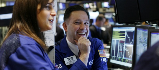 US Household stock record high
