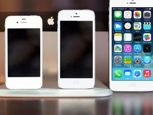 iPhone 6 fake line-up, as imagined by digital artist
