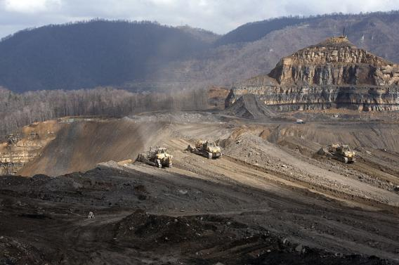 Cities on Mountains: China's Mountaintop removal mining comes under scanner