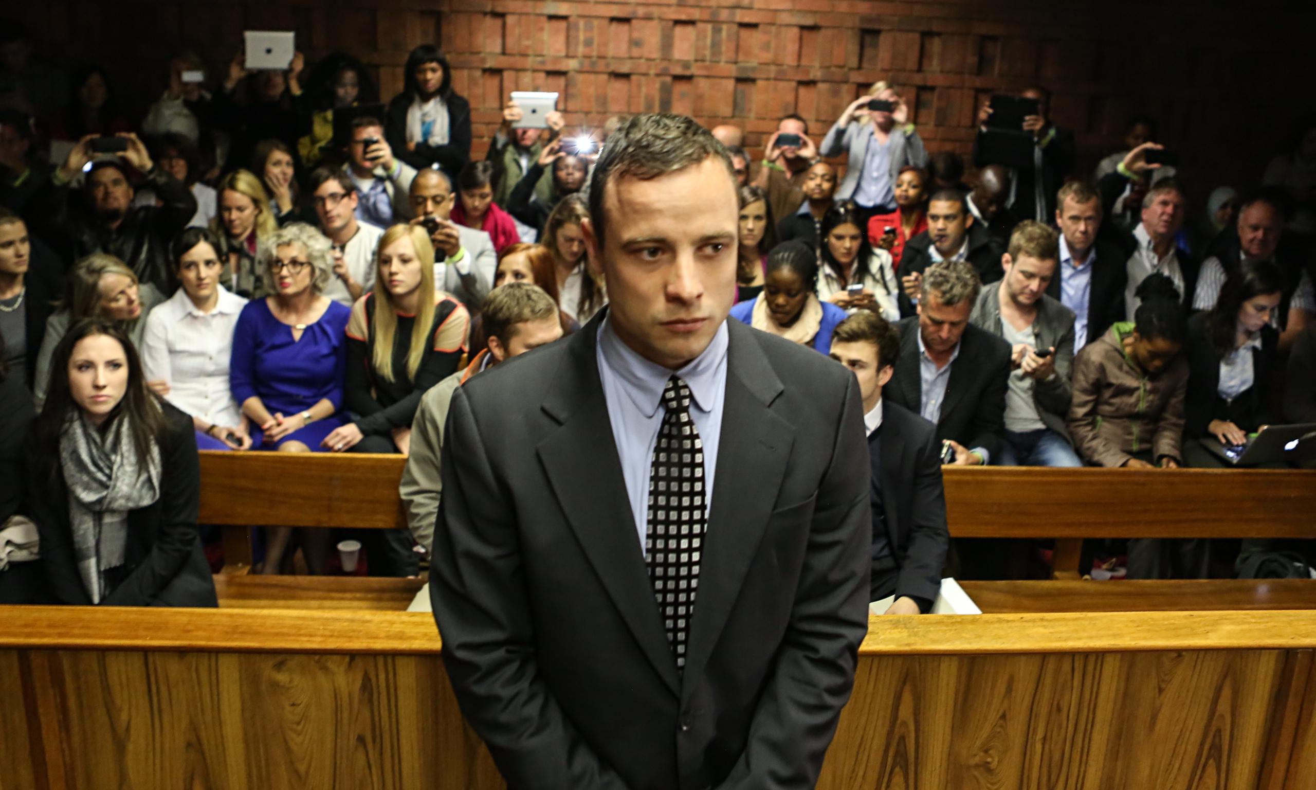 Oscar Pistorius Trial Oscar Pistorius Was Fo...