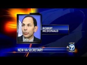 robert mcdonald va secretary