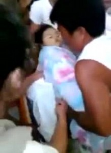 Young Filipino Girl Wakes Up At Her Own Funeral