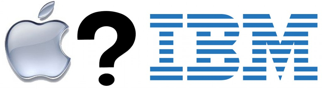 Apple and IBM Become Partners