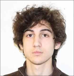 Dzhokhar Tsarnaev's gun