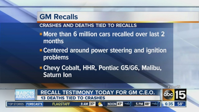 GM safety crisis