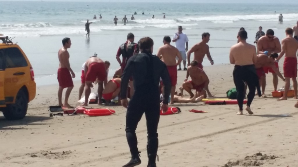 Lightning Struck Venice Beach Killing a 20-year Old