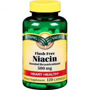 Niacin Harmful for Health