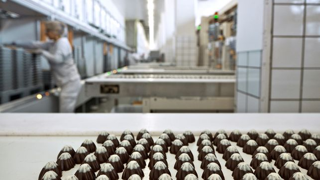 Swiss Chocolate Maker Lindt Bought Russell Stover