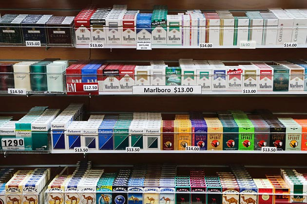 U.S. Tobacco Industry Reduced to Two Major Competitors