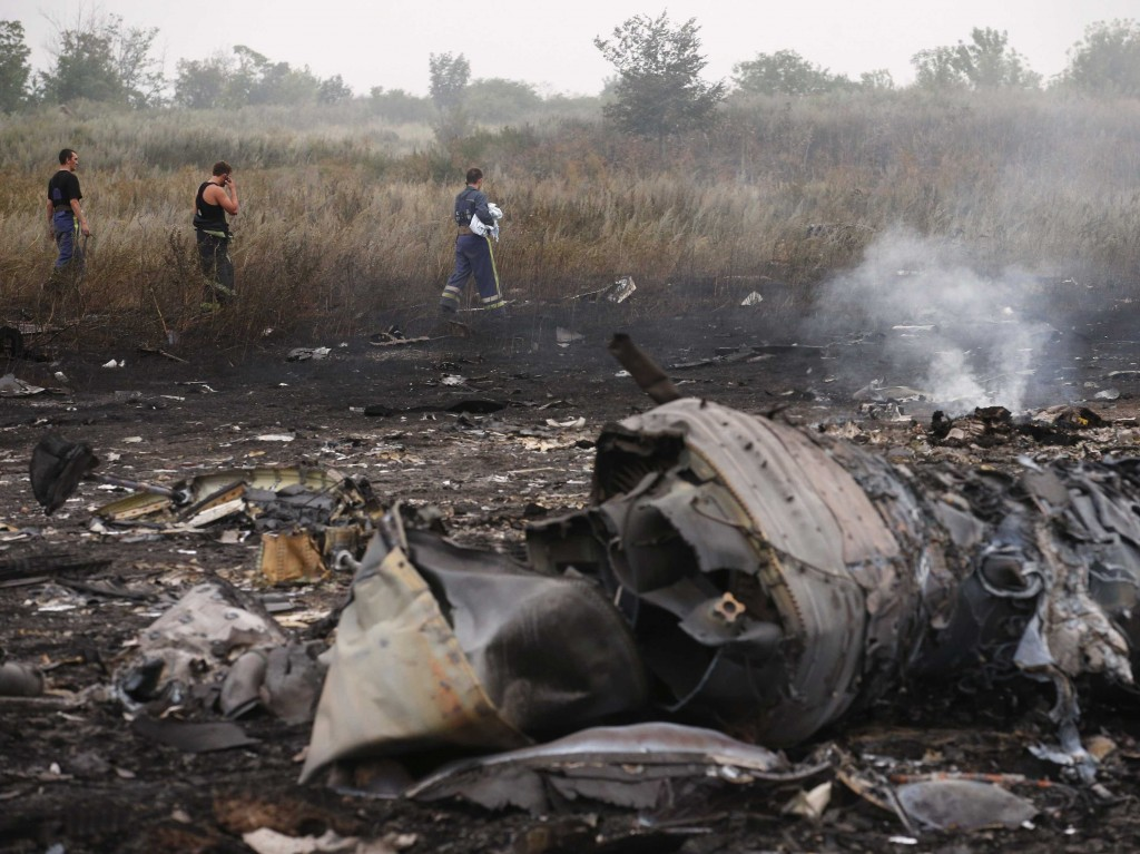 Victims of the MH17 Crash are Heading Home