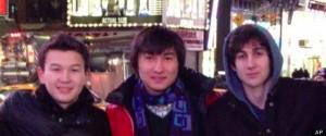 Azamat Tazhayakov, Dias Kadyrbayev, Dzhokhar Tsarnaev