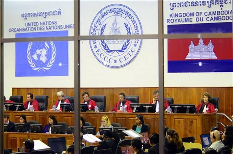 120Cambodia War Crimes Trial