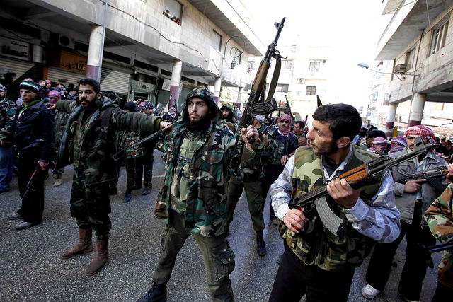 An Armed Group in Syria Detained 43 Peacekeepers, 81 other are Trapped