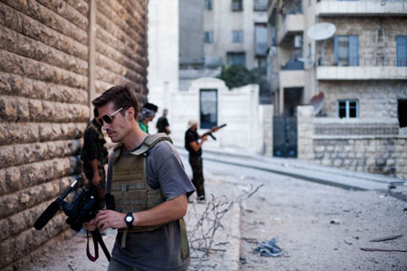 Captors of American Journalist James Foley Demanded Ransom of $132.5 Million