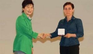 First Female Winner for Fields Math Medal