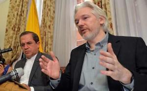 Julian Assange Suffers from Heart Condition