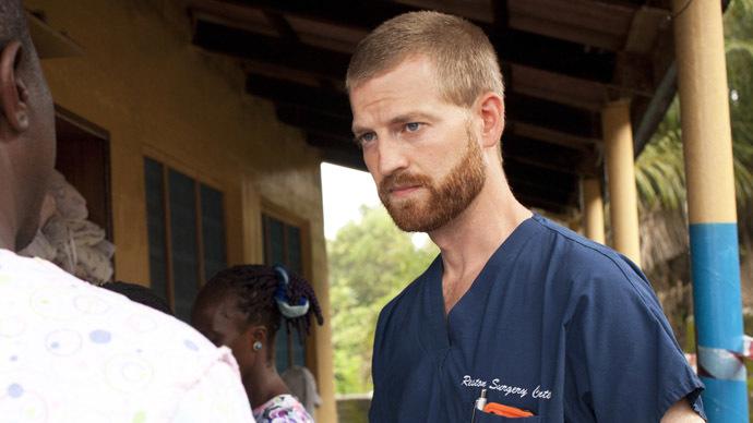 LIBERIA-US-HEALTH-EBOLA-VIRUS