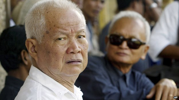 Khmer Rouge Leaders Guilty