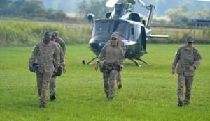 Military Pilot Killed