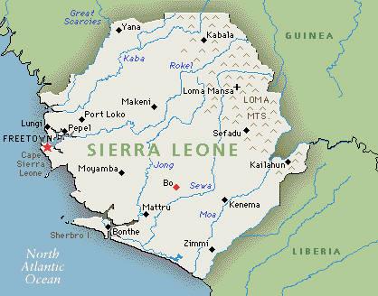 Sierra Leone Declares State of Emergency
