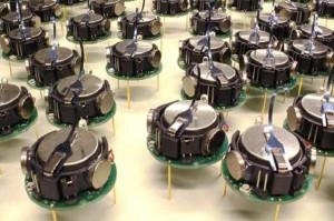 kilobots harvard robots