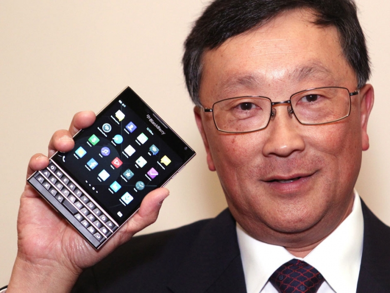 Blackberry Launches Passport