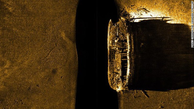 British Ships Lost 160 Ago in Arctic Waters Discovered by Researchers