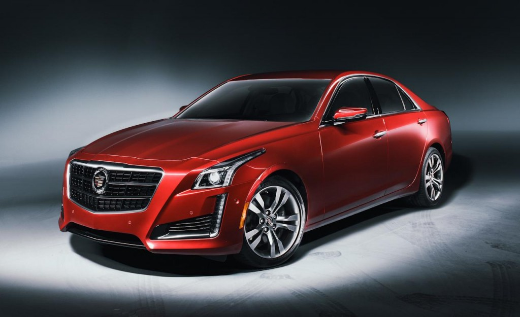 Cadillac Moves Headquarters to New York
