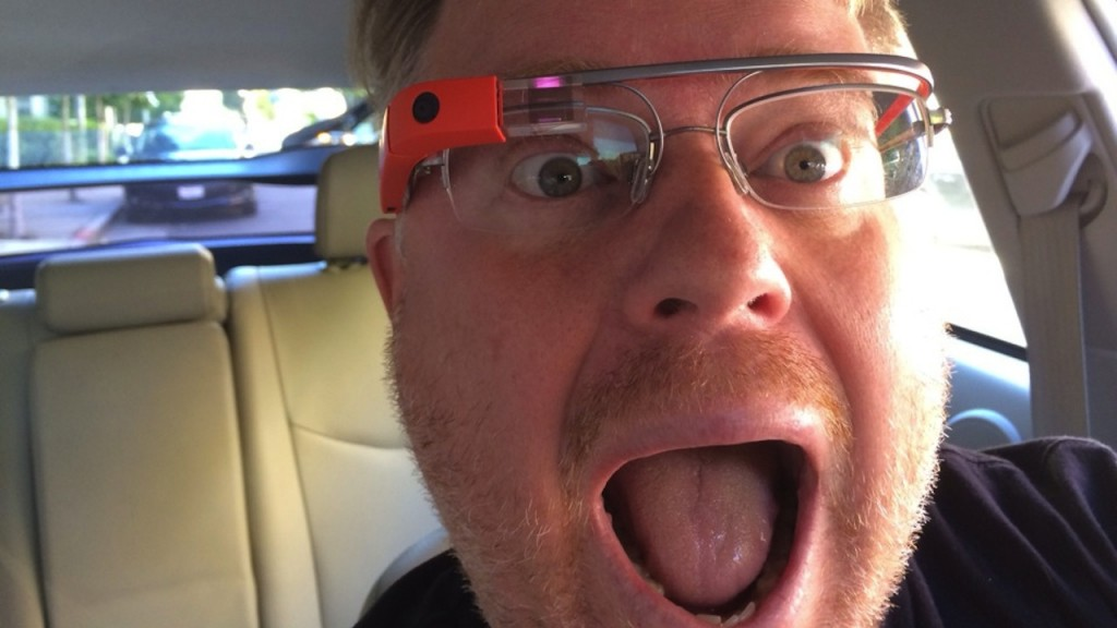 Driving with Google Glass as Dangerous as Texting