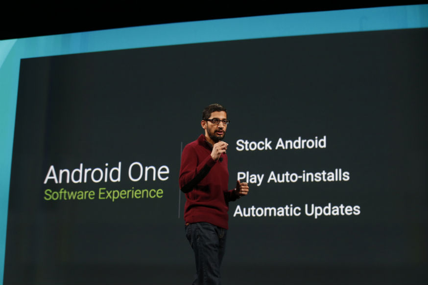 Google launched Android ONE