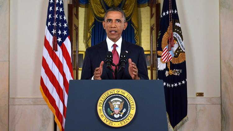 Obama Presents Strategy to Eradicate ISIL, Orders Airstrikes in Syria