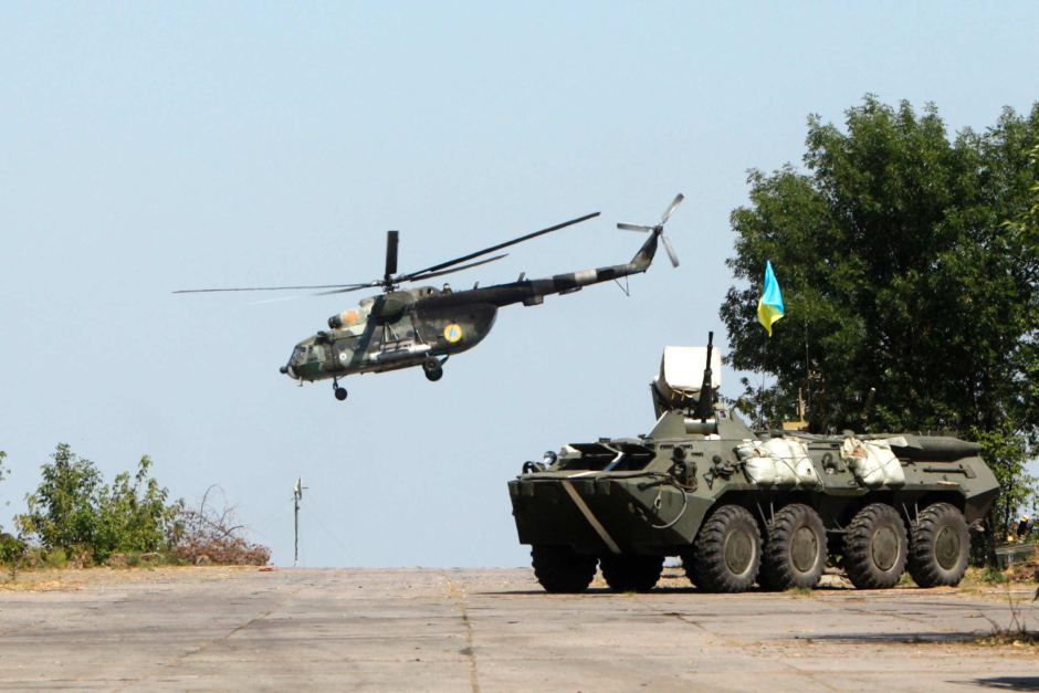 Pro-Russian Rebels and The Ukrainian Government Agreed on a Temporary Cease-Fire