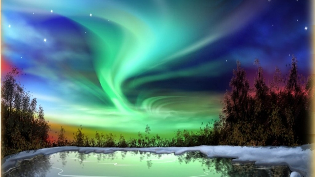 Second Solar Storm Hits Earth, May Produce Expanded Auroras