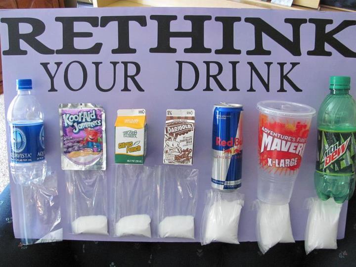 Soda Producers Agree to Cut Sugar by 20 percent until 2025
