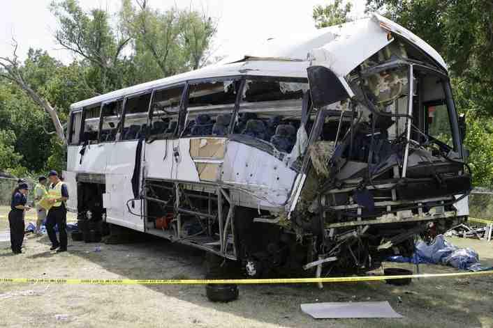 2008 Texas crash