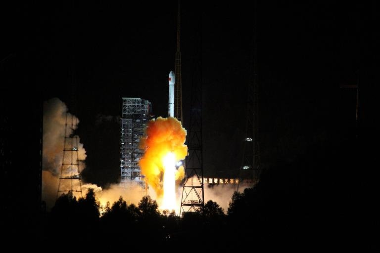 China Launches Mission to the Moon and Back