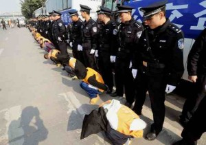 China Will Cut the Death Penalty