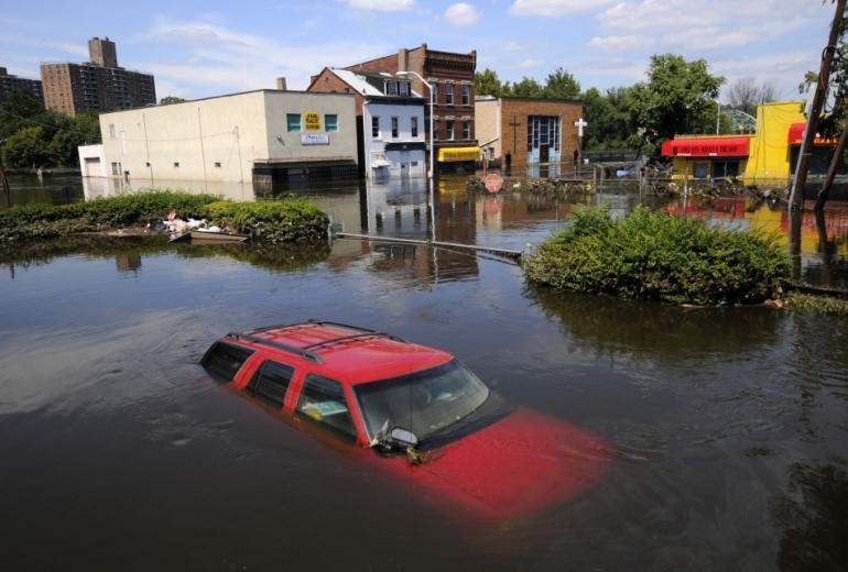 daily tidal floods