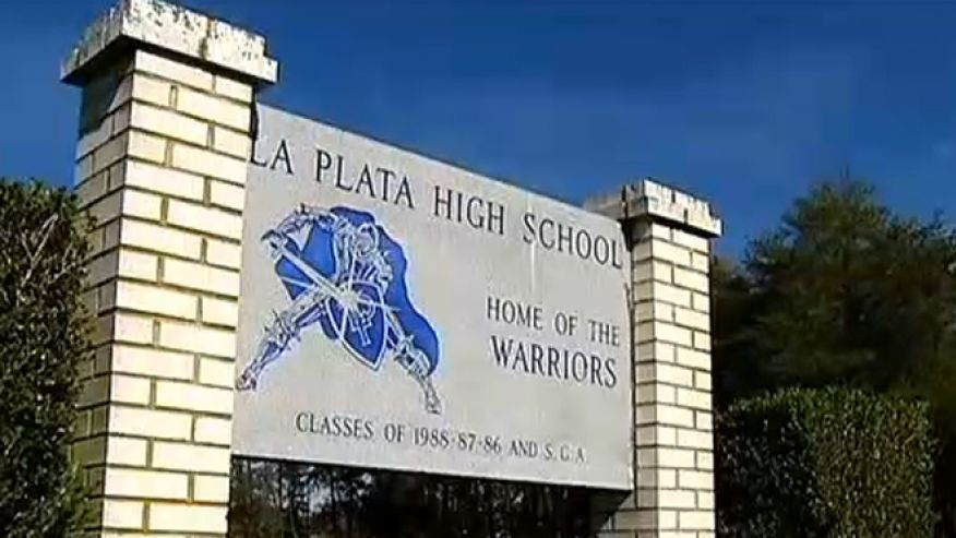Former Marine Banned from School