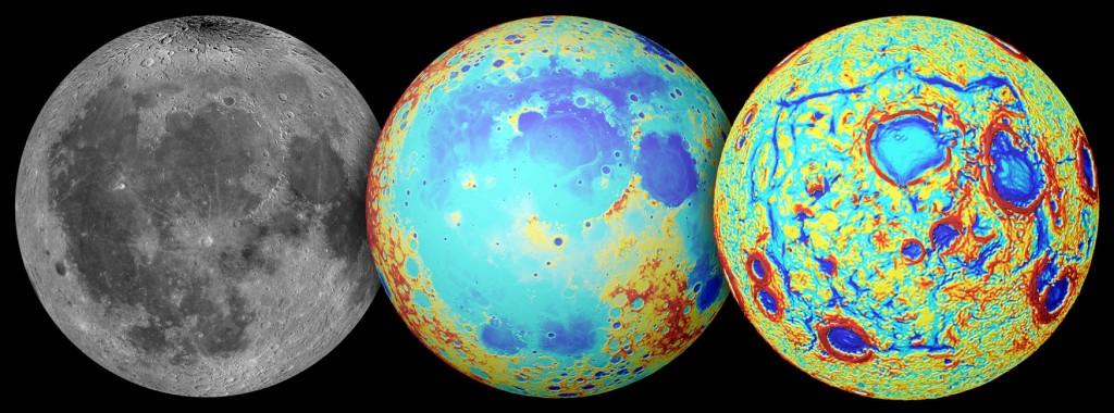 Moon Ocean Formed Due to Volcanic Activity