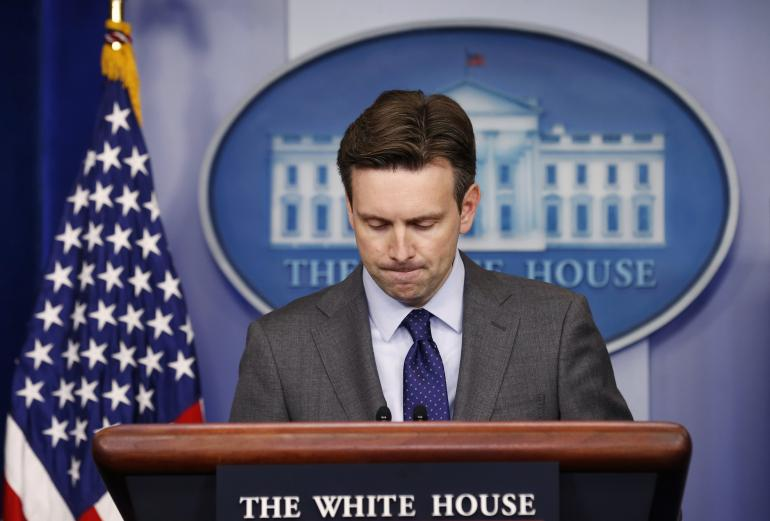white-house-spokesperson-josh-earnest