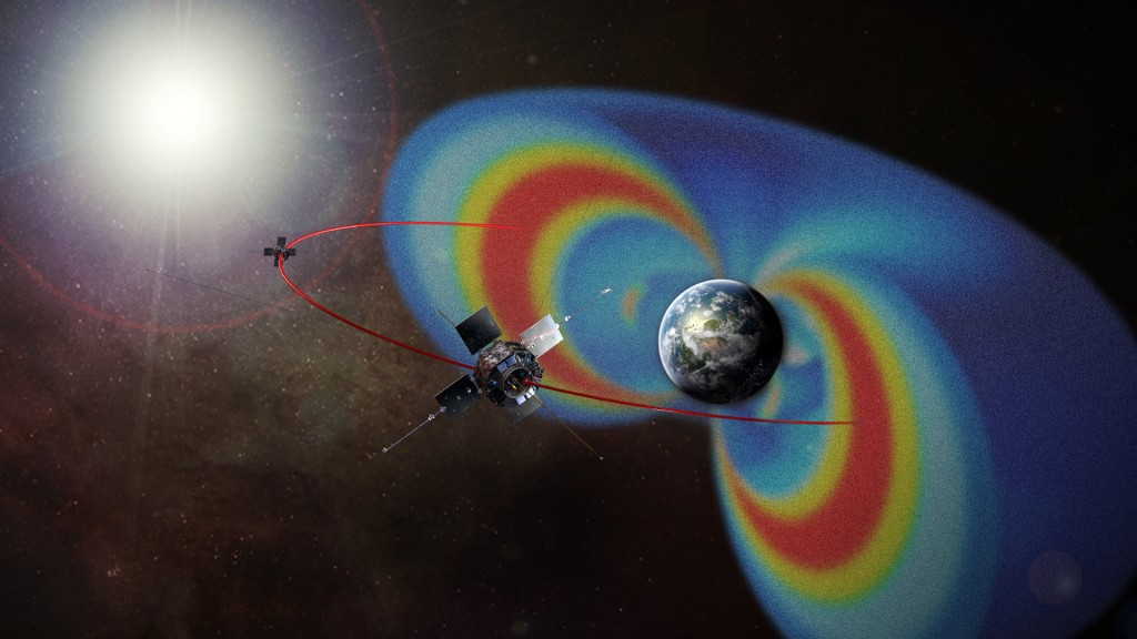 Impenetrable Barrier Shields the Earth from Powerful Electrons