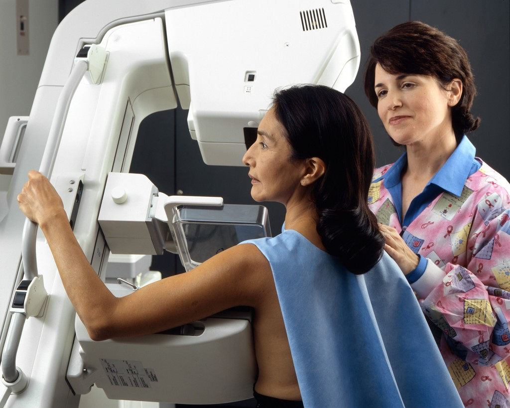 Mammography Device