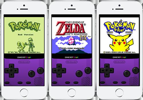 Nintendo Game Boy Emulator for Smartphones Excite Old-school Gamers